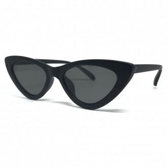 Óculos De Sol Liv Sophia Preto Fosco