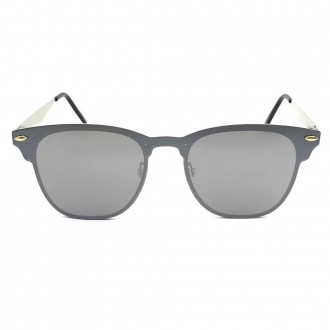 Óculos De Sol Liv Vibes Prata