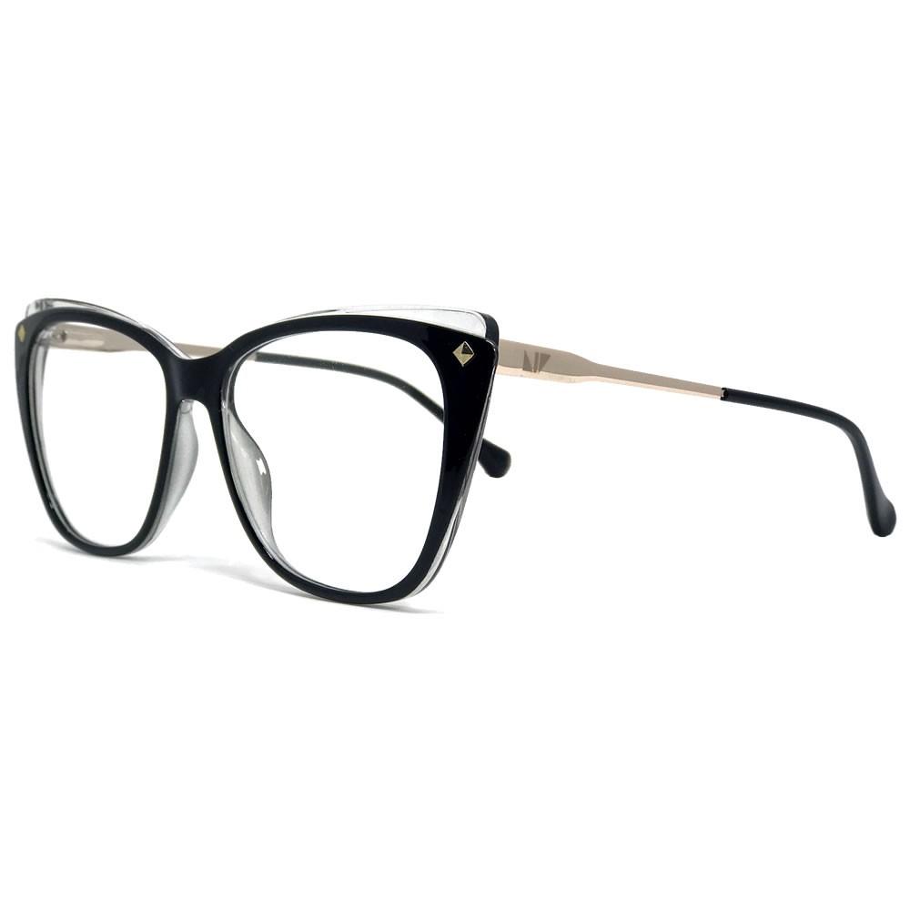 Óculos De Grau Liv 7004 Preto