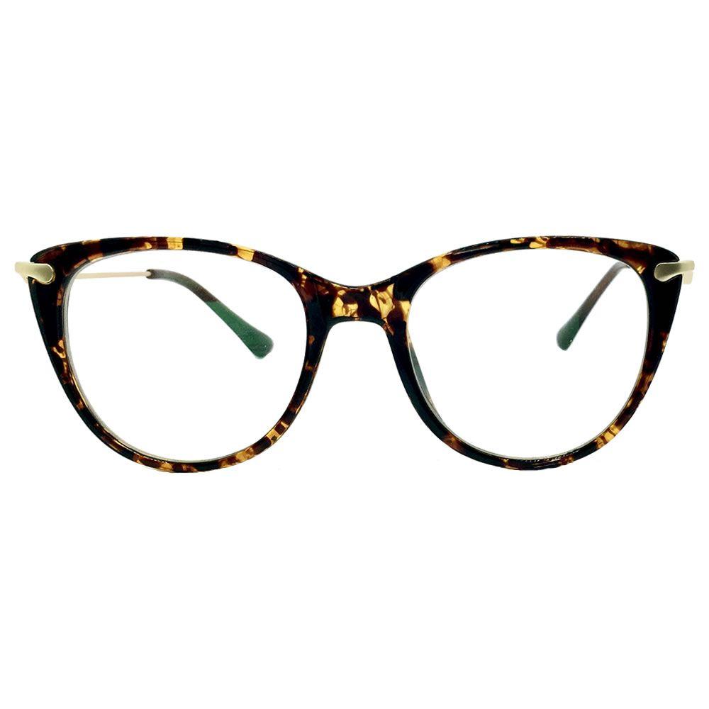 68405a2915fa7 ÓCULOS DE GRAU LIV 9006 TIGRADO - Óculos Liv Company