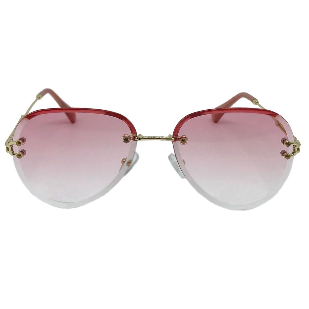 Óculos De Sol Liv Relax Rosa