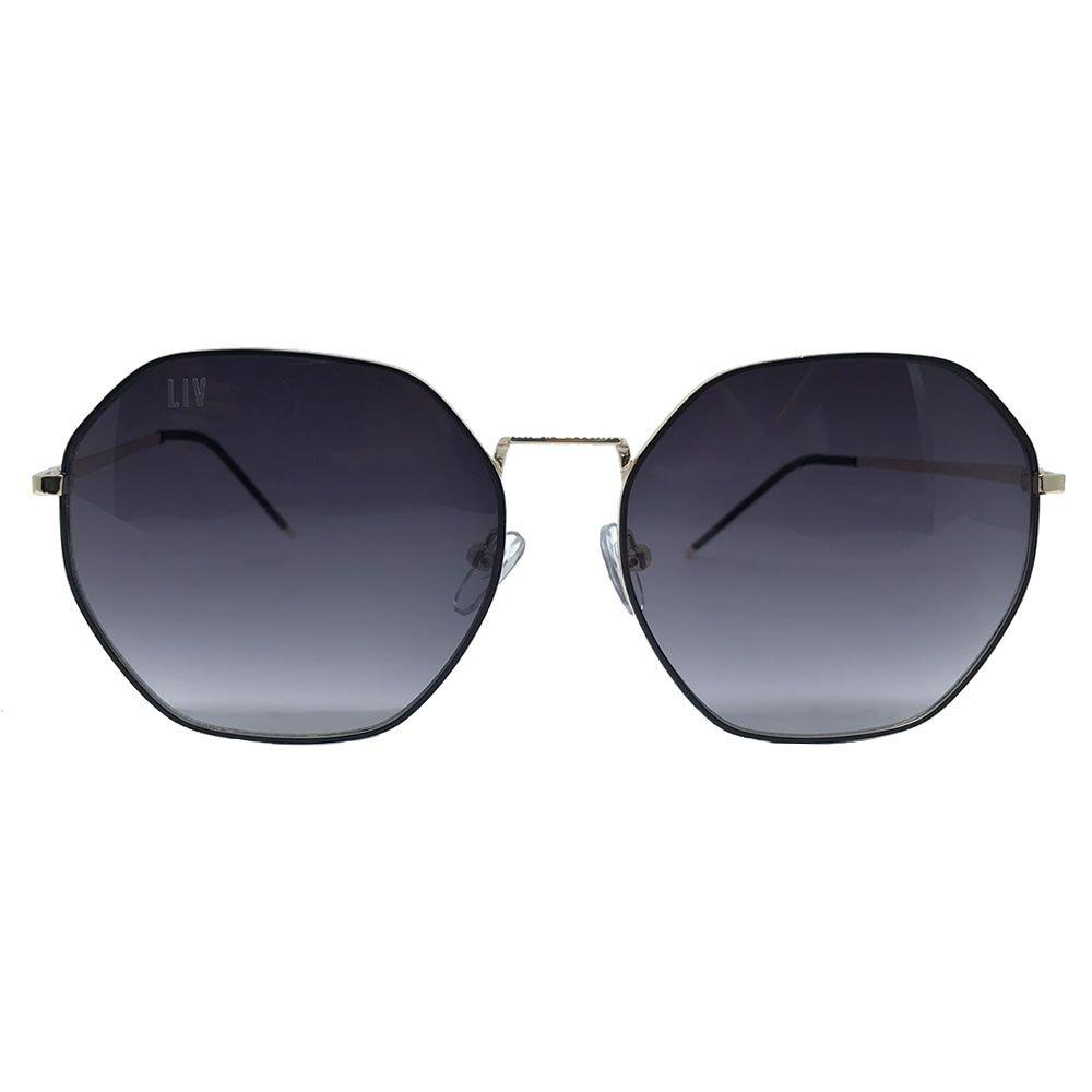 Óculos De Sol Liv São Paulo Preto