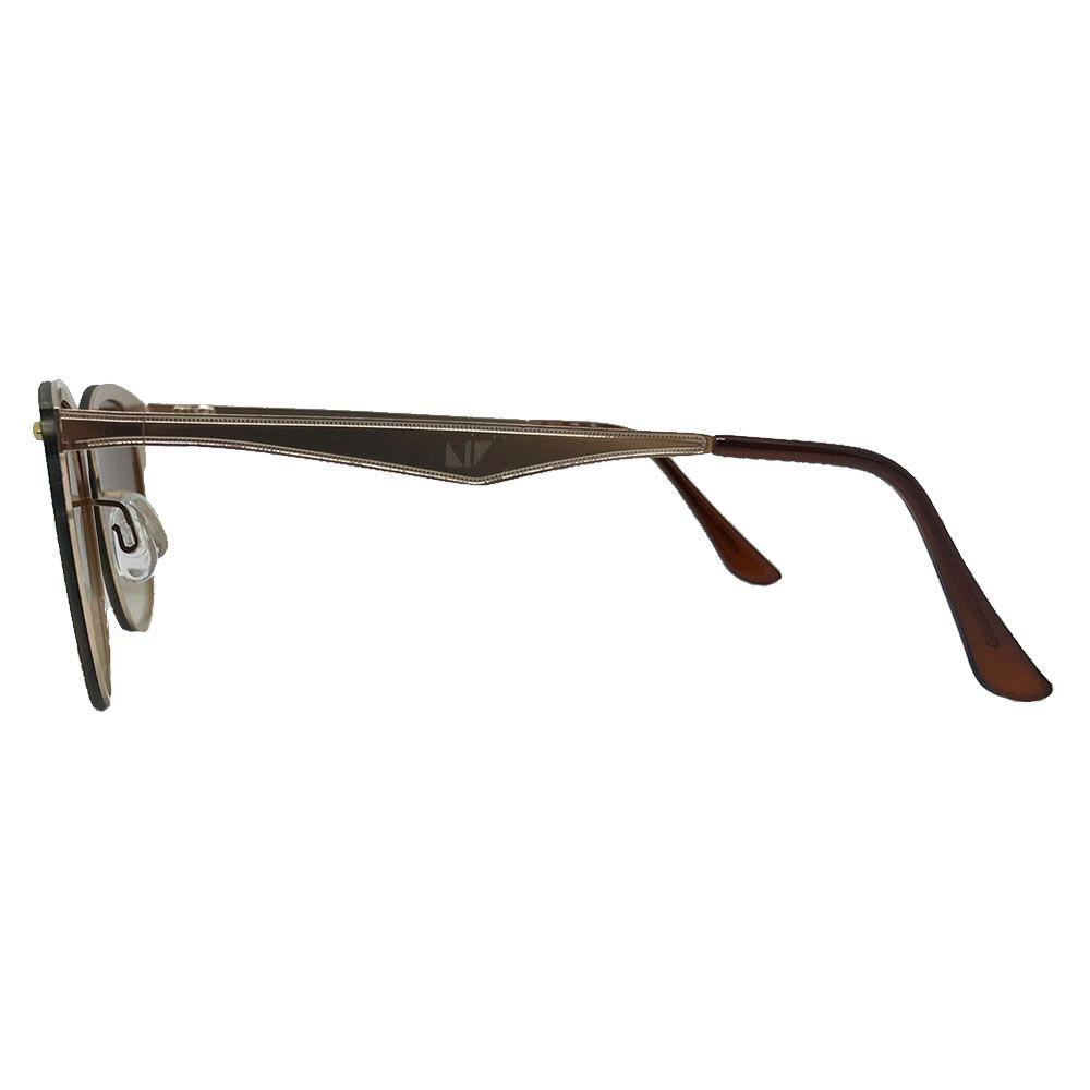 Óculos De Sol Liv Vibes Marrom