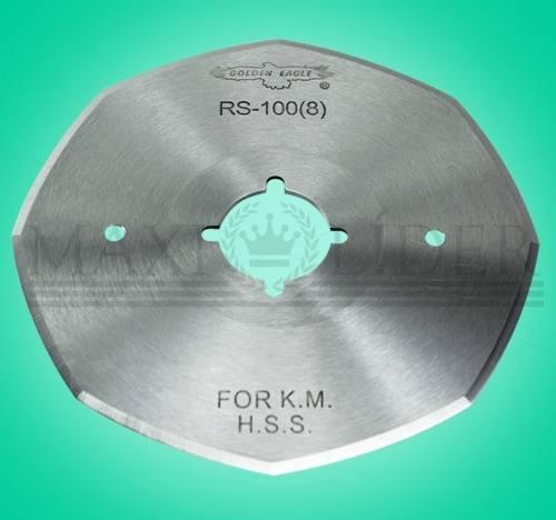 Disco de corte RS-100 Golden - Aço Rápido