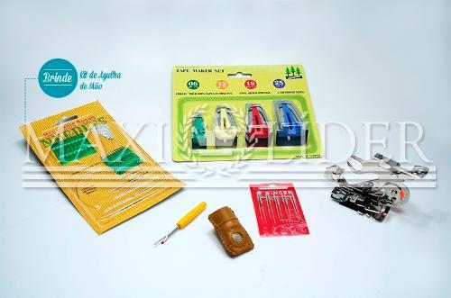 Kit De Costura Premium 2 + Brinde