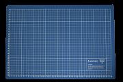 Base De Corte A2 60x45 Azul Para Patchwork - Lanmax