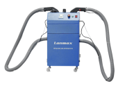 Máquina de Arremate Lanmax 2 Cabeças Direct Drive