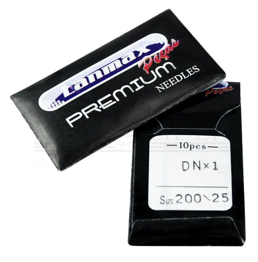 Agulha para Máquina de Sacaria DNx1 - PCT C/ 10