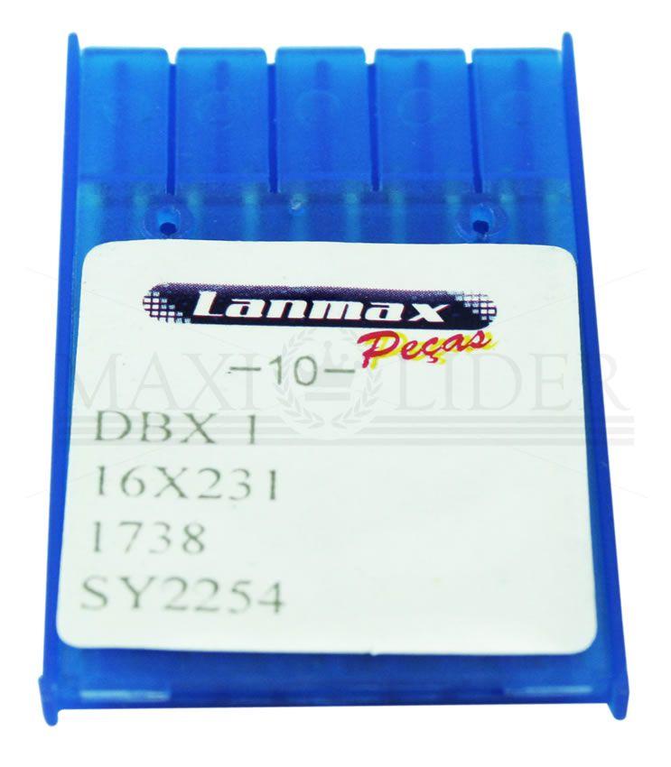 Agulha para Máquina Reta DBx1 - PCT C/ 10