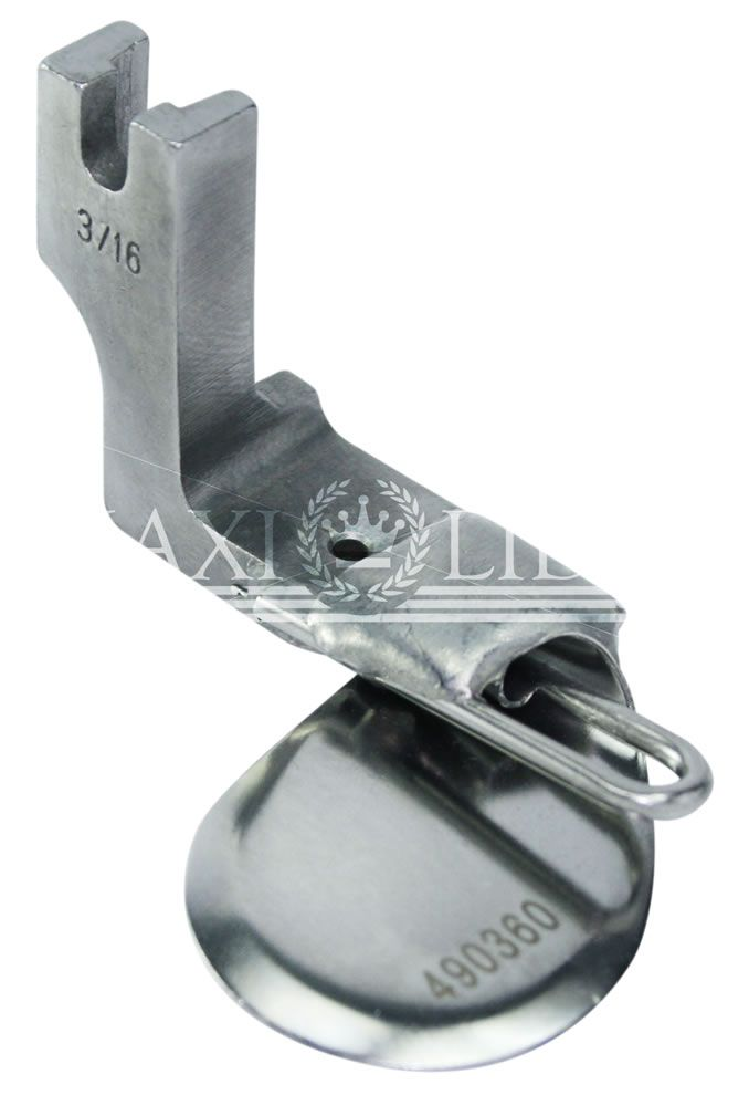 Calcador Embainhador 3/16 4.8mm