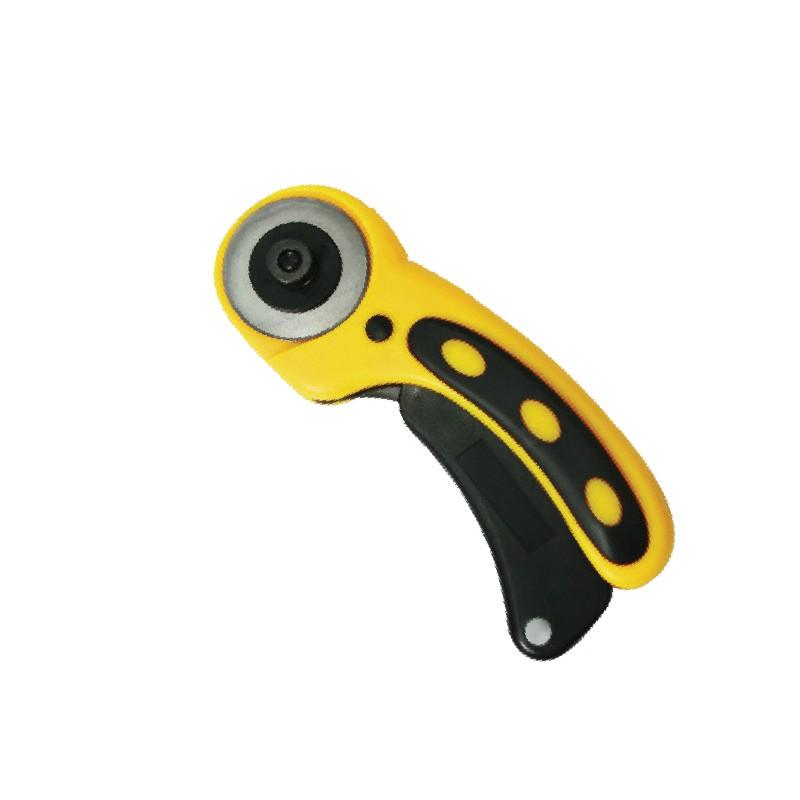 Cortador Circular 45mm - Amarelo