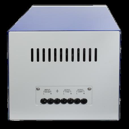 Estabilizador 3KVa para Máquinas Laser e Bordado