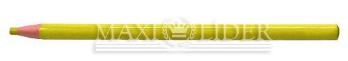 Lápis ecológico amarelo Lanmax