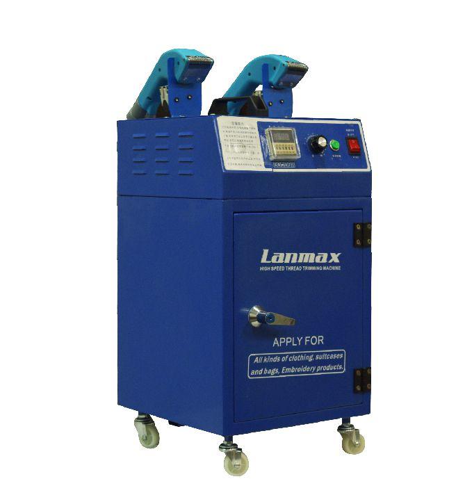 Máquina de Arremate Lanmax 2 Cabeças