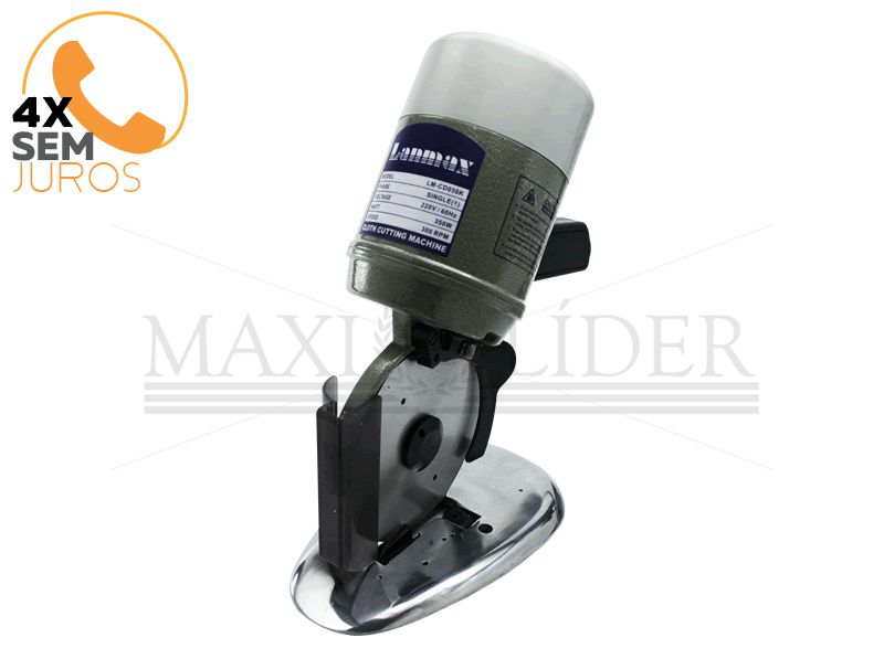 Máquina de corte LM-CD050-K - 5,0''