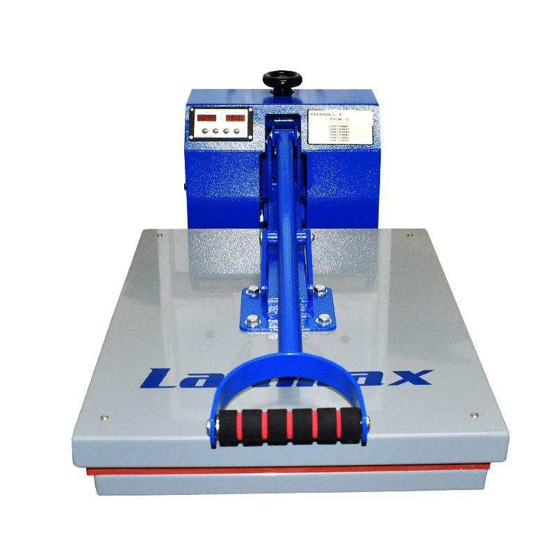 Maquina de estampar LM-40x50 Lanmax (Á RETIRAR)