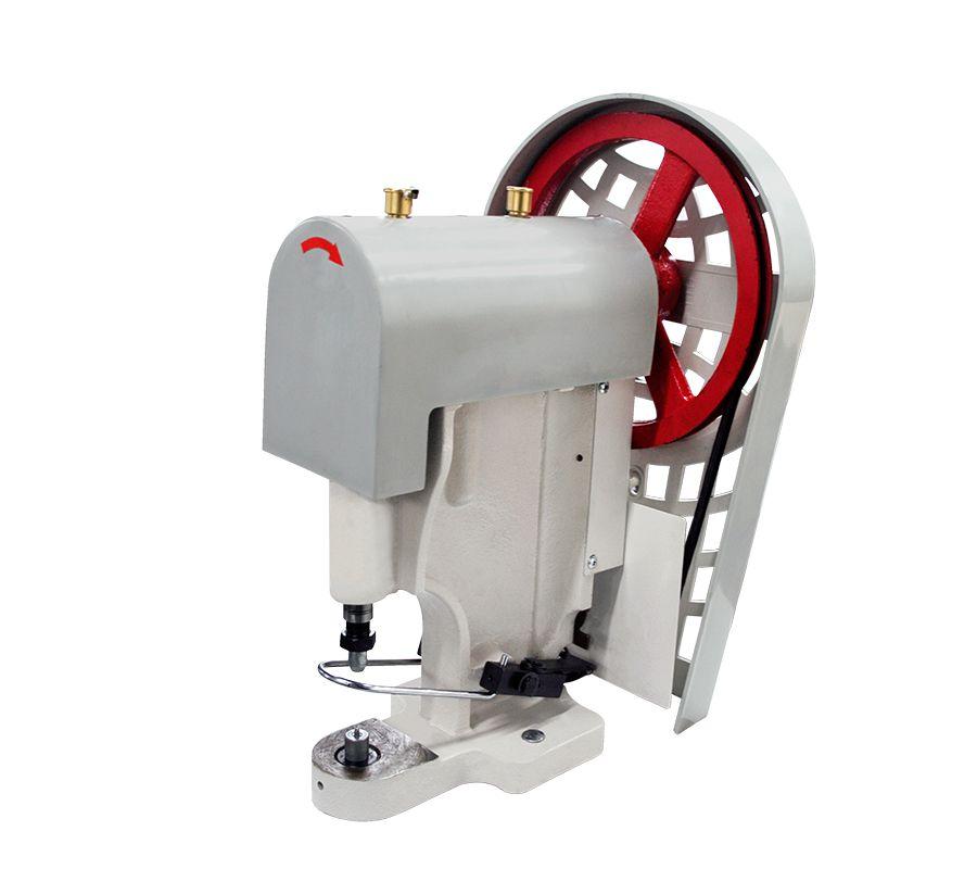 Máquina para pregar botão e ilhós elétrica (VENDA SOB CONSULTA)