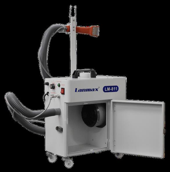 Mini Máquina de Arremate Lanmax 1 Cabeça