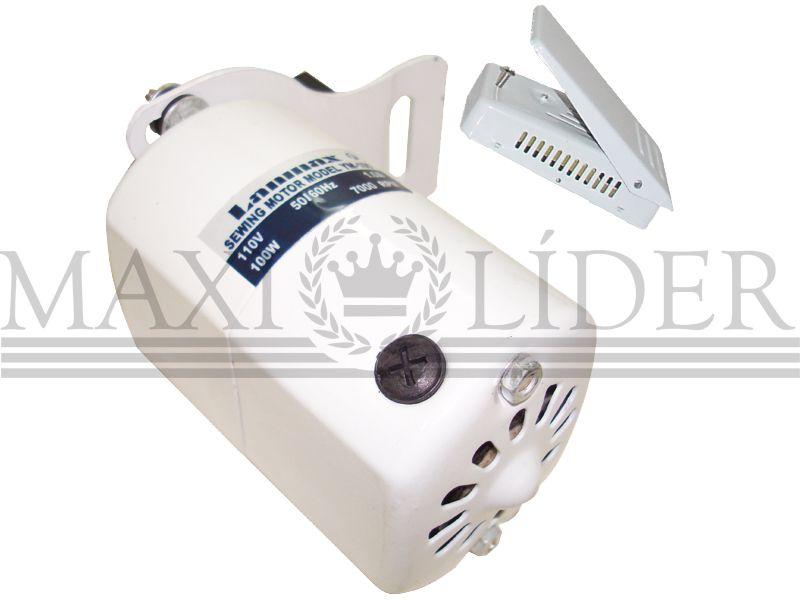 Motor para maquina doméstica 100W Lanmax