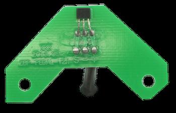 Placa de Controle de Velocidade LM-503D