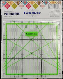 Régua Acrílica Lanmax 15x15