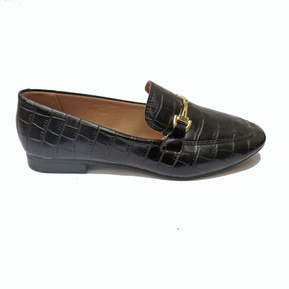 Loafer Katy - Preto