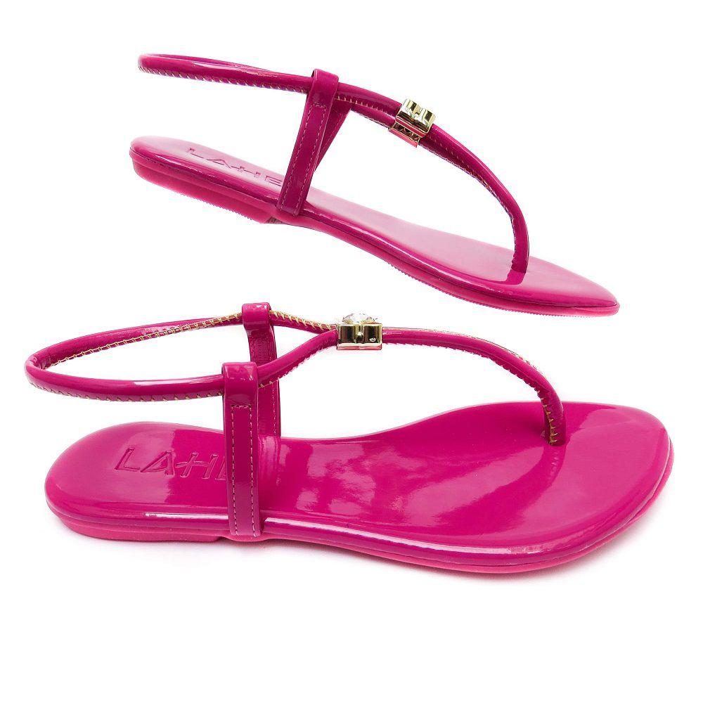 Rasteirinha Luana - Pink