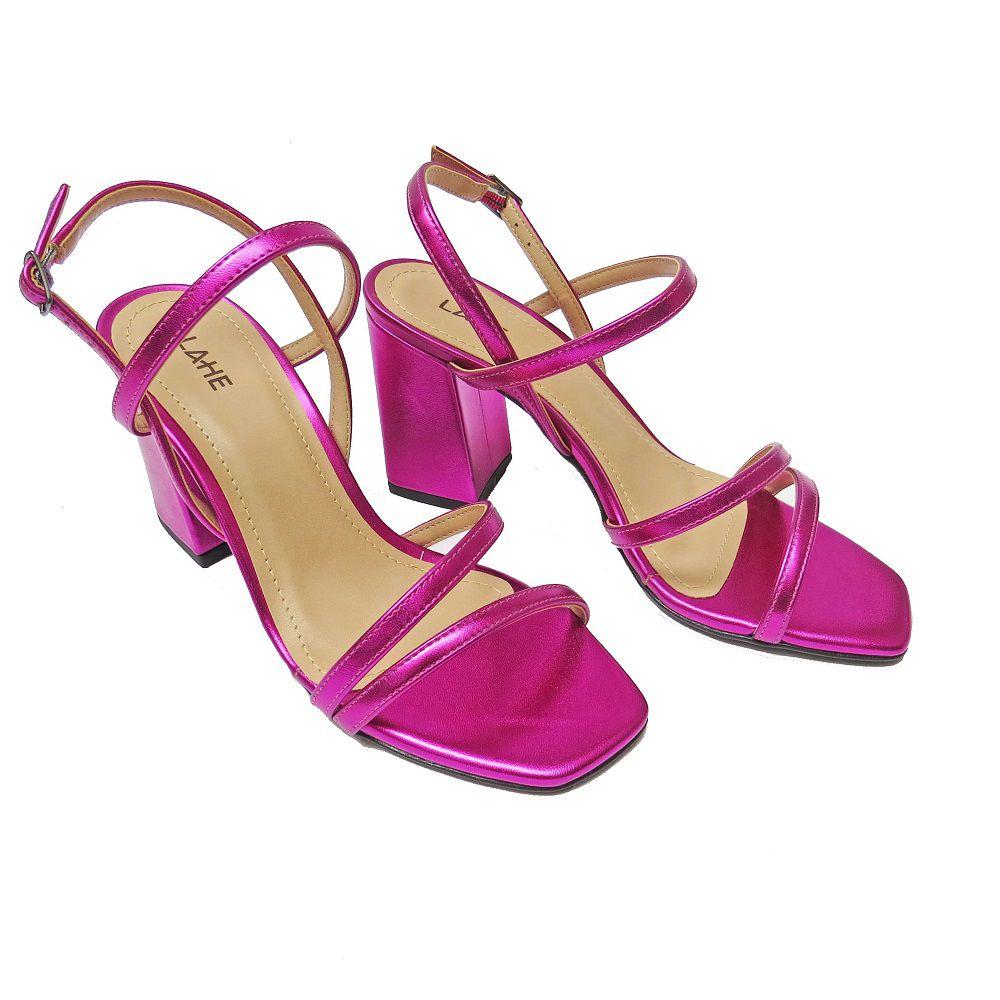 Sandália Lais - Pink