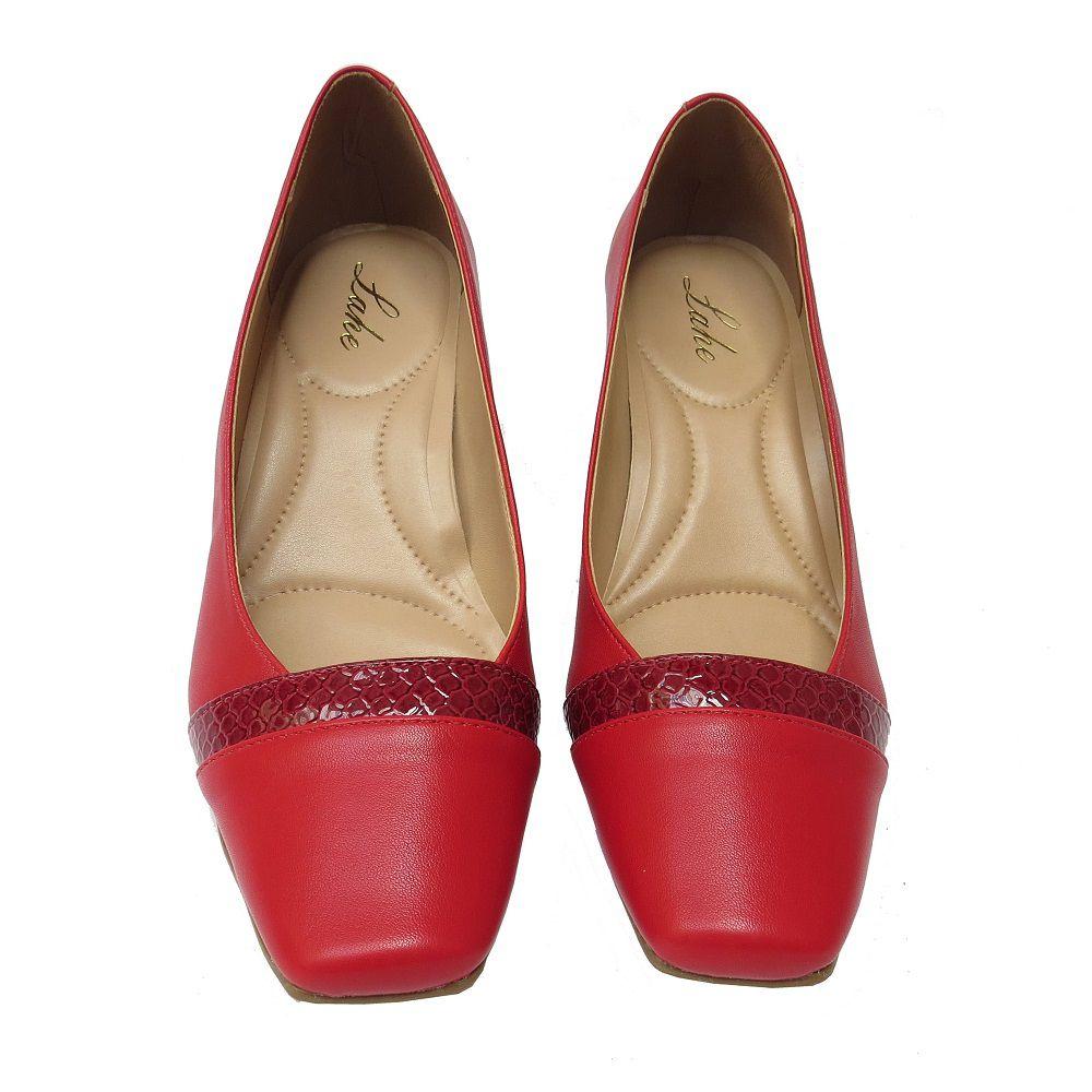 Scarpin Liliana - Vermelho