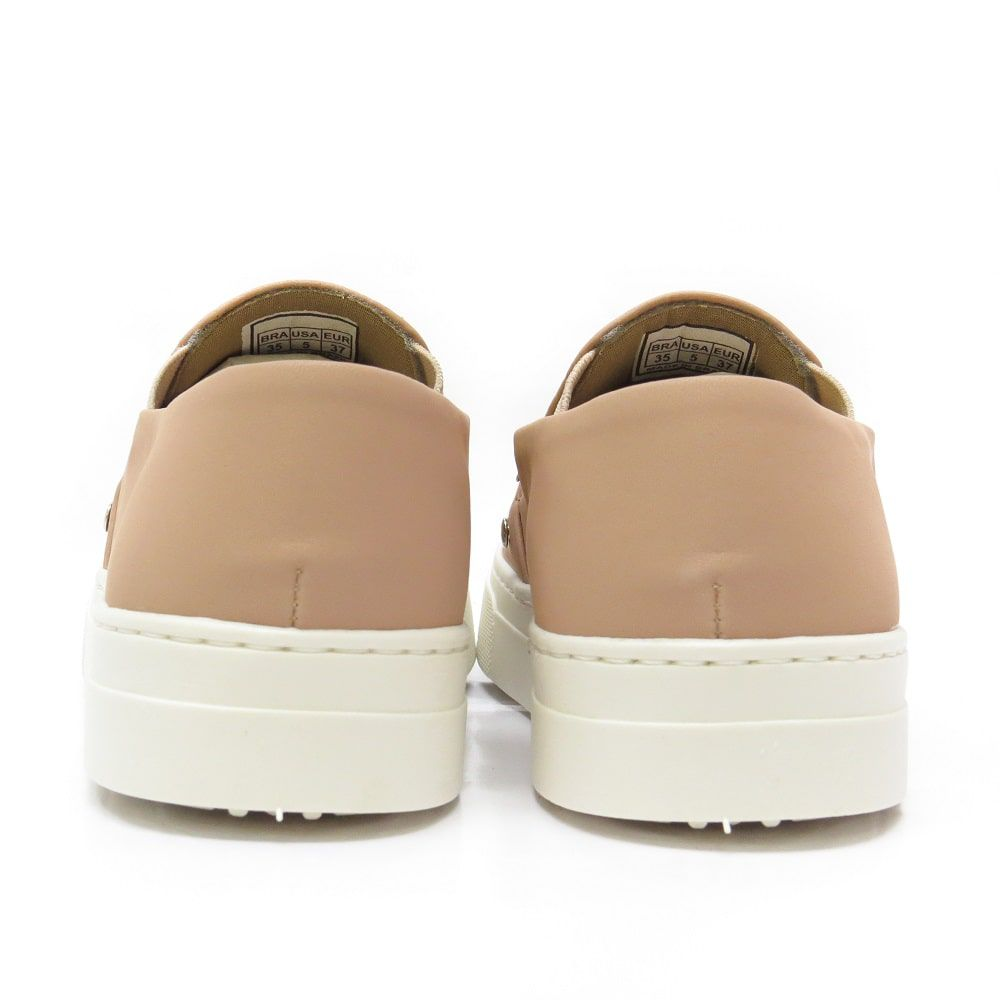 SLIP ON COM METAIS - Nude