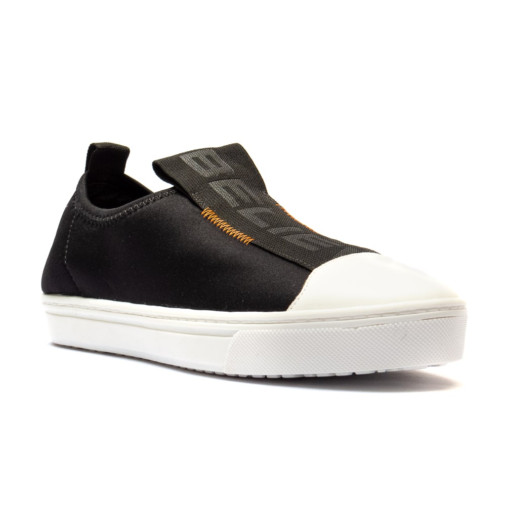 SLIP ON NEOPRENE TRIZ - PRETO