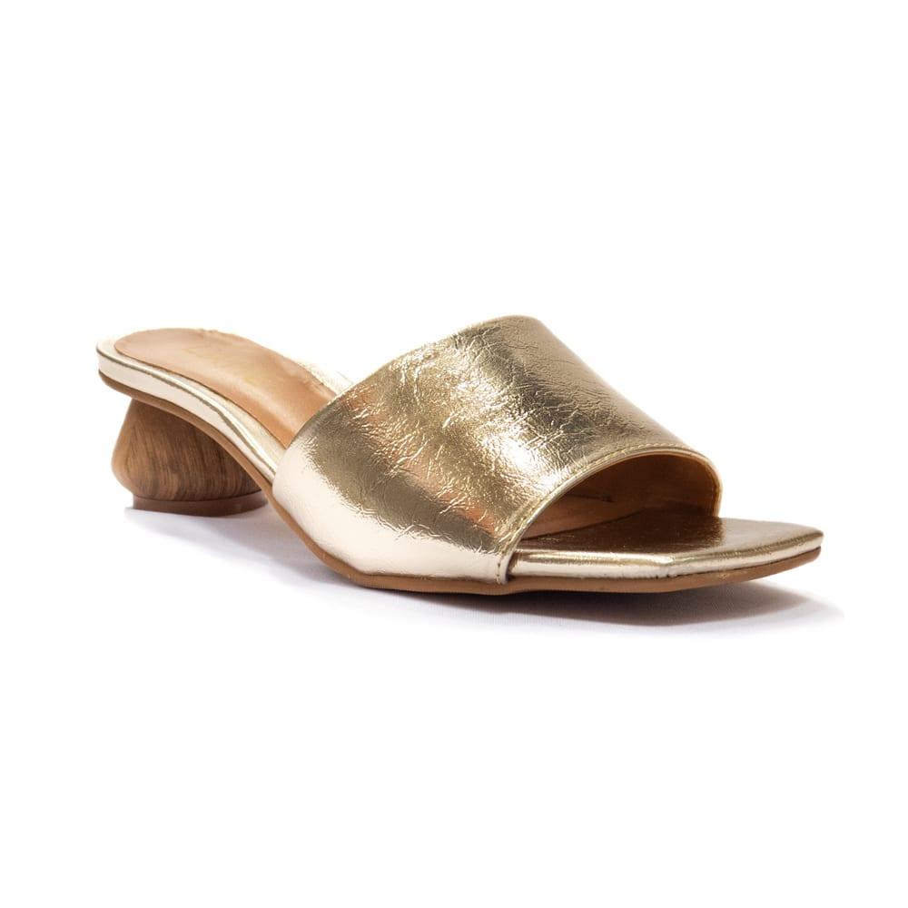 Mule Mônica - Dourado