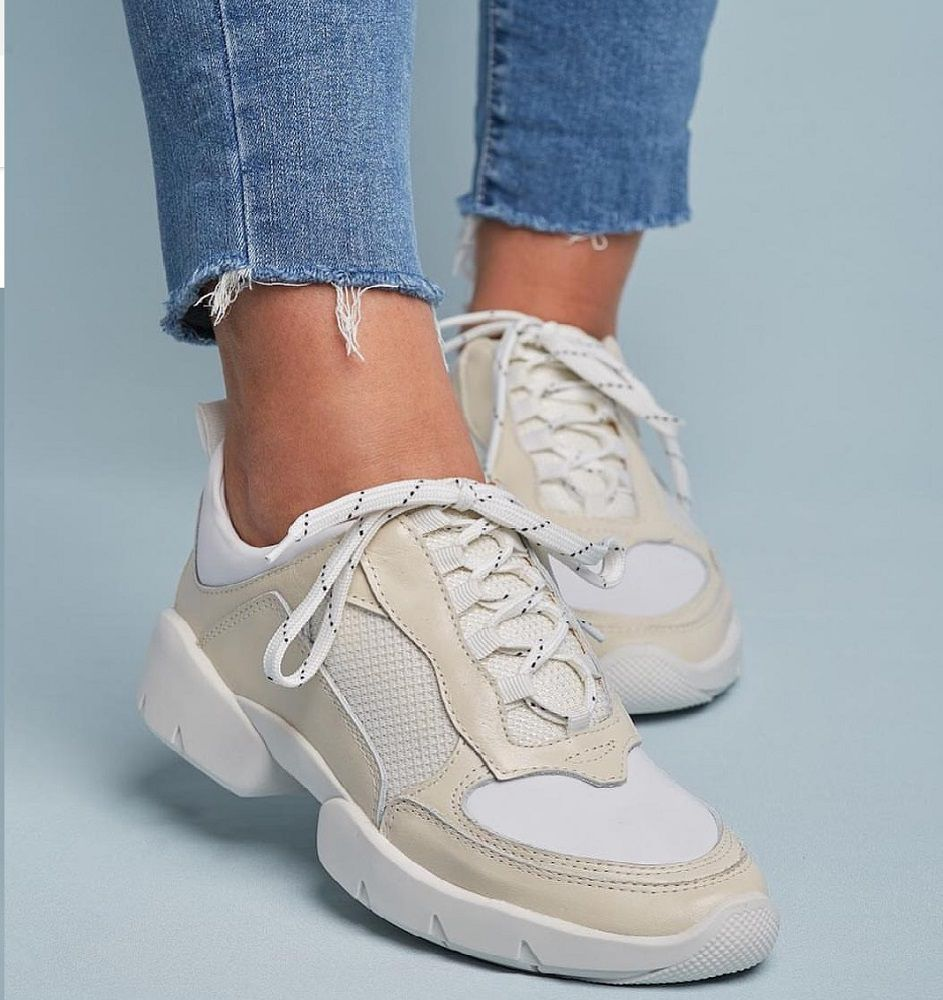 TENIS DAD SHOES PARIS - BRANCO
