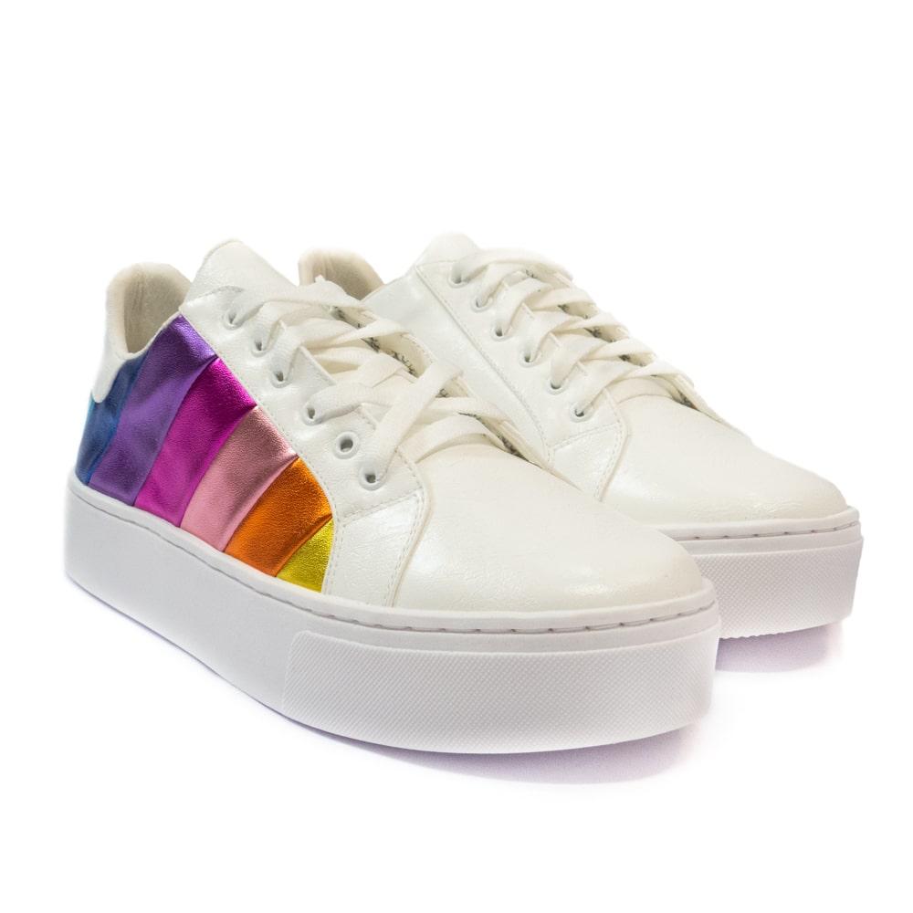 Tênis Rainbow - Colorido