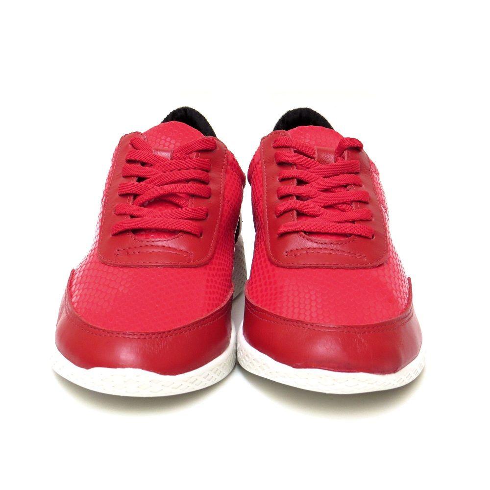 Tenis super confort - Vermelho