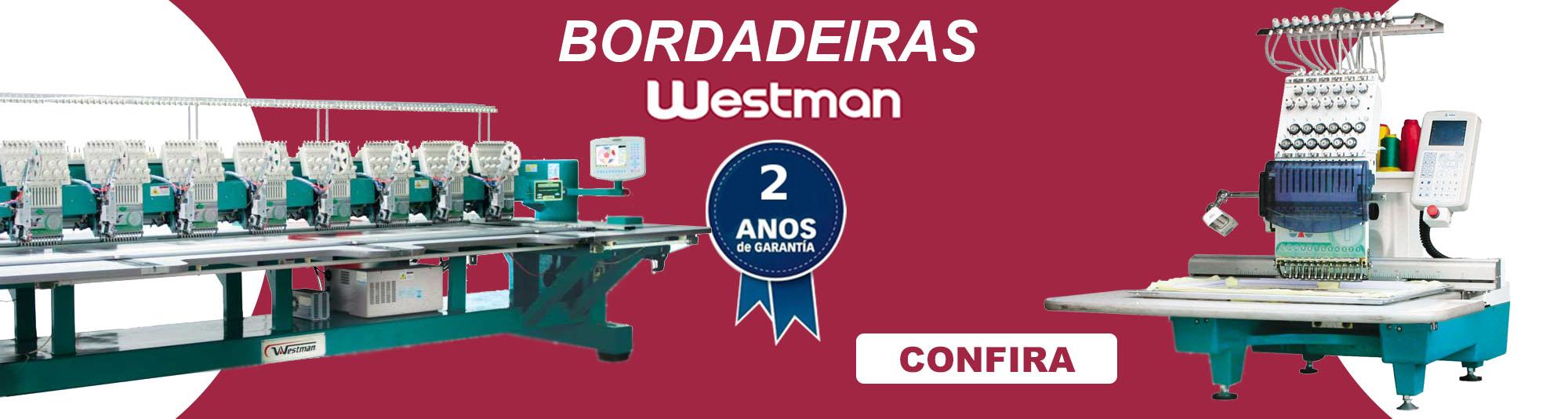 BORDADEIRA WESTMAN