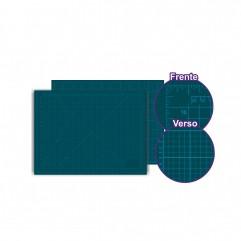 Base para Corte de Tecidos Patchwork e Scrapbook Frente e Verso 90x60 3mm - Westpress