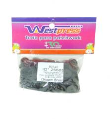 Botão de Pressão Plástico Ritas N°15 - WestPress