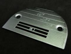 Chapa Reta 4 Carreira Fina C/Medida 2,4mm (Furo) SI-147150-LGW - Singer