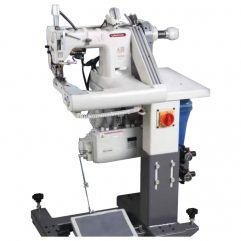 Máquina de Costura Industrial Fechadeira de Braço 3 Agulhas Eletrônica com Puller W-2298D-2PL/CV-E - Westman