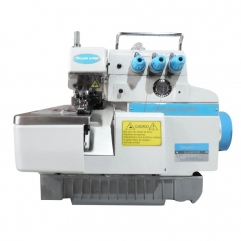 Máquina de Costura Industrial Overloque 1ag 3 Fios Direct Drive Bivolt S-838DC/E - Silverstar