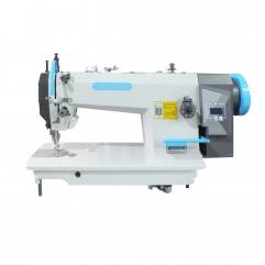 Máquina de Costura Reta Transporte Duplo Lançadeira Grande Direct Drive S-0302 DCR/E - Silverstar