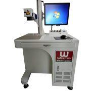 Máquina Laser de Gravação Fiber Galvonométrica W-20 - Westman