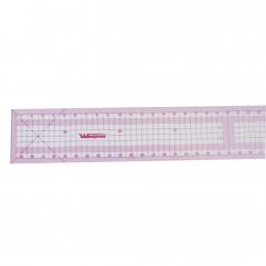 Régua para Marcação de Viés 60 x 5 cm -  WestPress