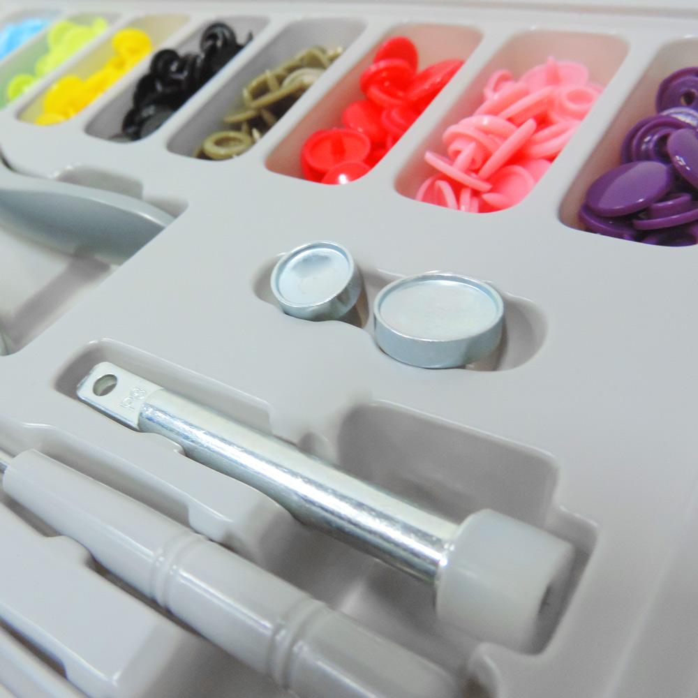 Alicate para Aplicação de Botões de Pressão Plástico Ritas - WestPress