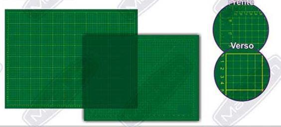 Base de Corte 380x100x3mm