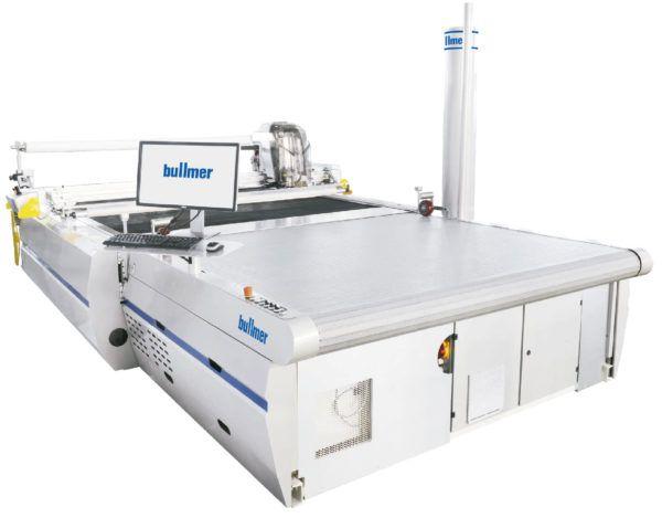 Corte Automático de Tecidos Procut D8002S 2,5x2M BULLMER