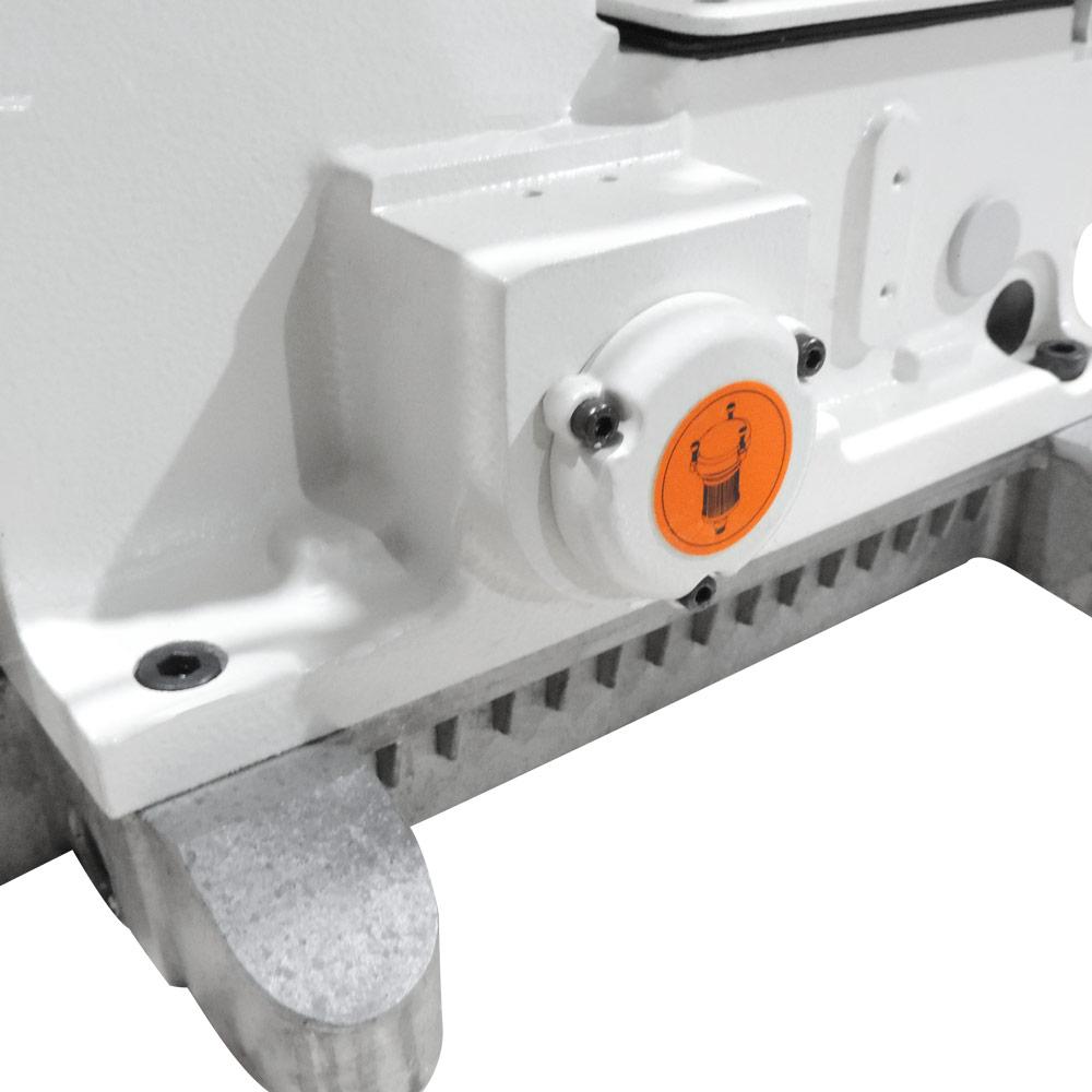 Elástiqueira Base Cilindrica 04 Agulhas 8 Fios Direct Drive W-4404P-FXDC/MO - Westman