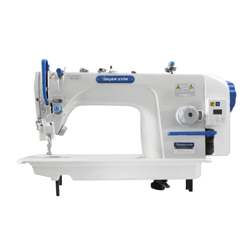 Máquina de Costura Industrial Reta Lançadeira Direct Drive S-8831 DC-SU - Westman