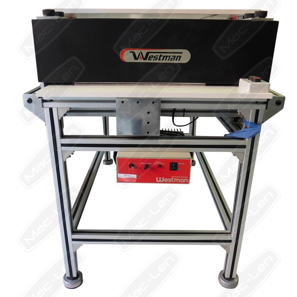 Máquina de Montar Cartela de Strass para 2 Operadores - Westman